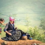 The Hmong people are the third largest ethnic group in Laos