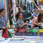 Town life in Laos