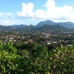 View of Luang Prabang from Wat Phousi