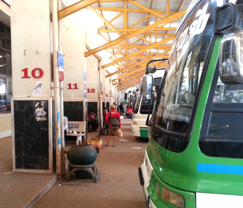 Vientiane Northern Bus Terminal