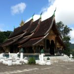 Congregation hall at Wat Xieng Thong