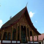 Congregation Hall at Wat Manorom