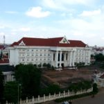 Prime Minister's Office in Vientiane