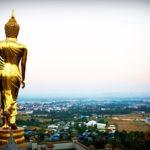 Wat Phra That Khao Noi in Nan