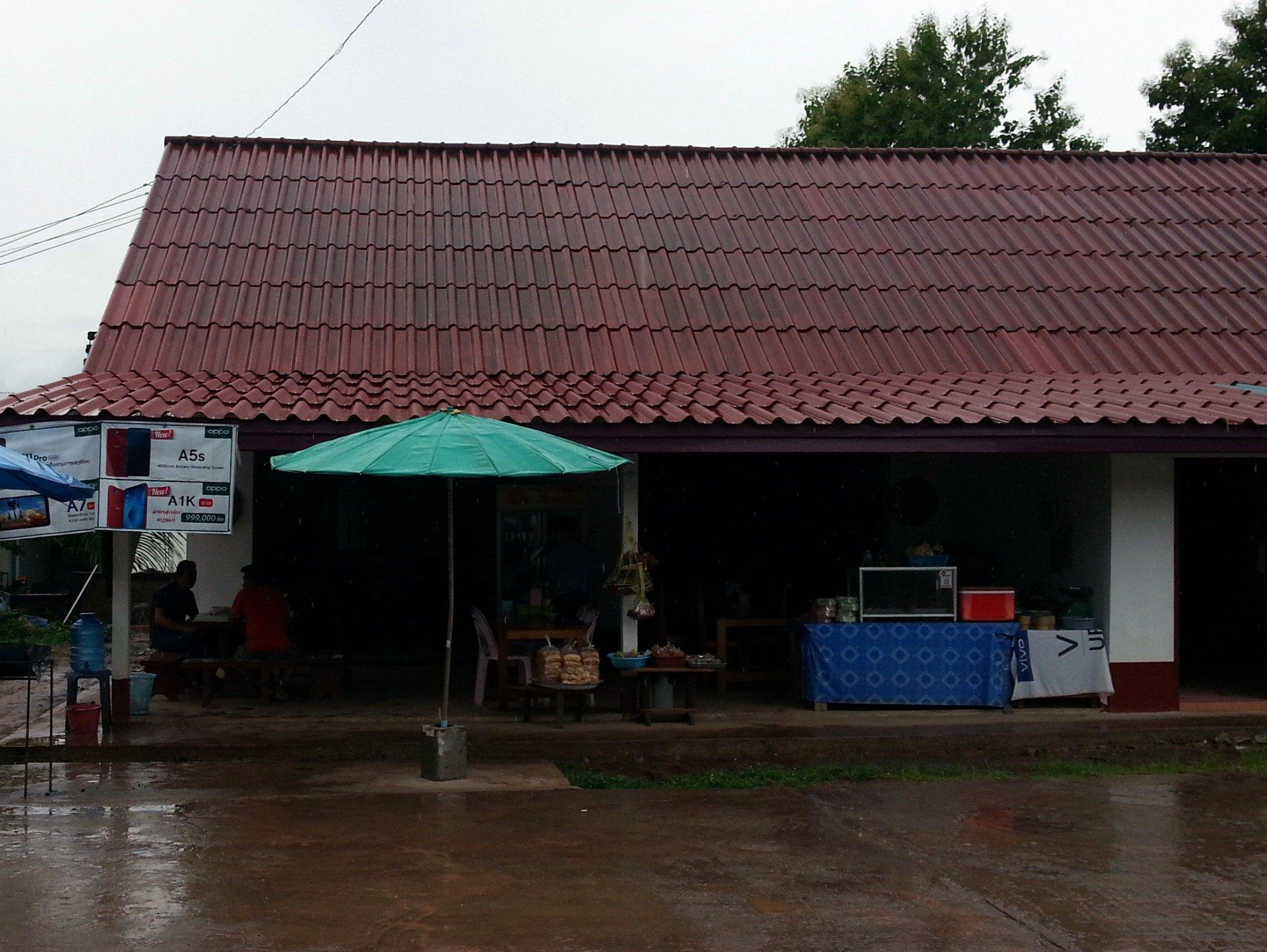 Restaurant near Xayaboury North Bus Station