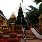 Chedi at Wat That