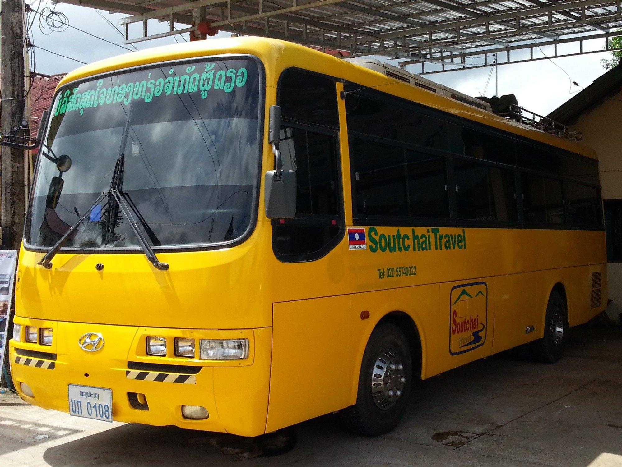 Soutchai Travel Bus