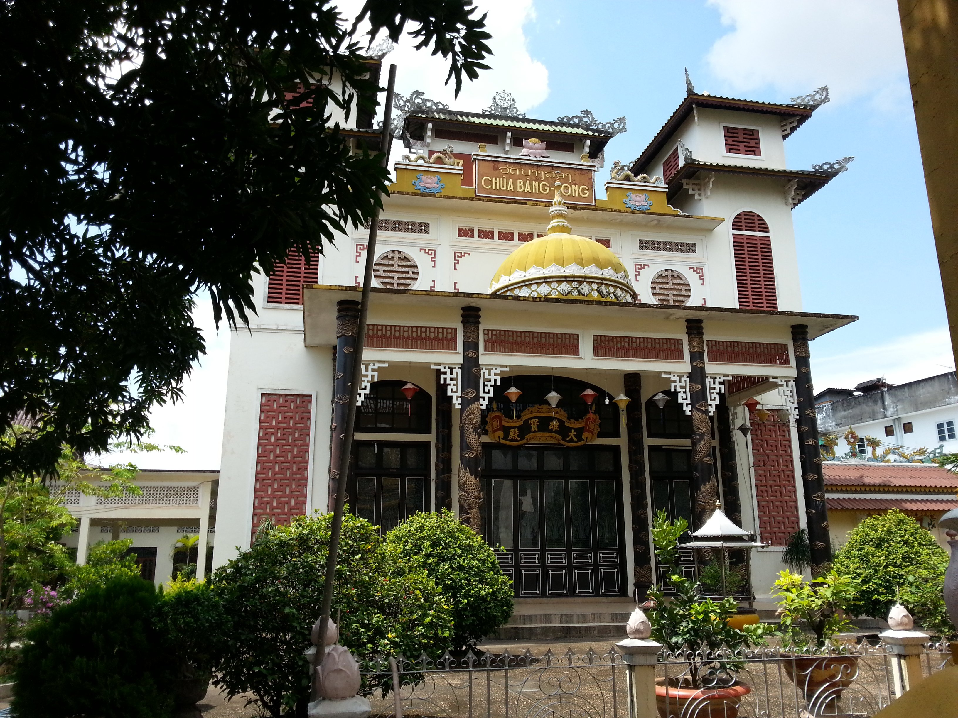Chua Bang Long temple